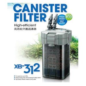 SHIRUBA XB312 Canister Filter 1120l/h