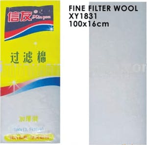 XY XY1831 top filter Wool