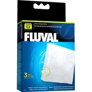 Fluval C2 Foam Pad 2pcs