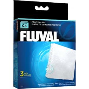 Fluval C4 Polyfoam Pad 3pcs