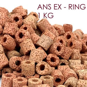 ANS EX Ring 1kg (Red)