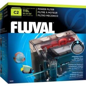 Fluval C2 Power Filter (38-115L)