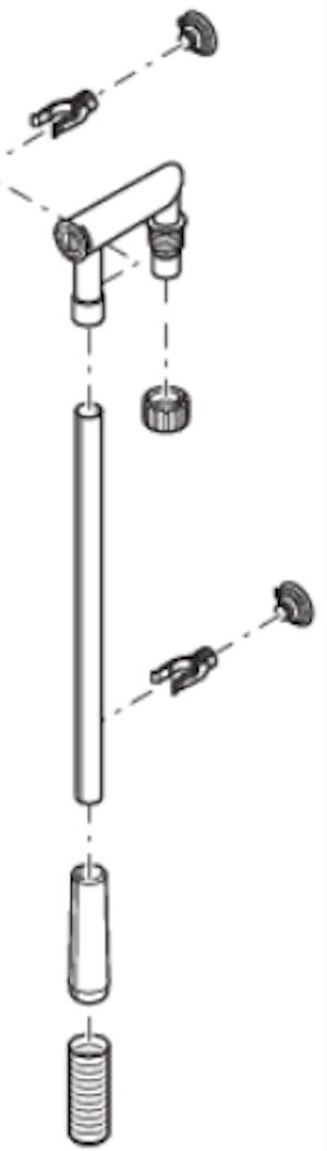 OASE Repl. Suction-Set External Filter