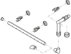 OASE Repl. Spraybar-Set FiltoSmart 60