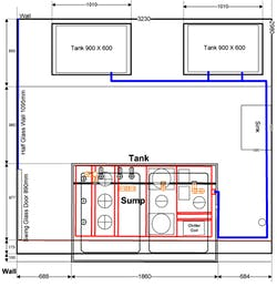 Consultation & Assessment of Existing Tank