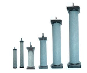 NF ASC89028 Air Stone Cylinder 130x30