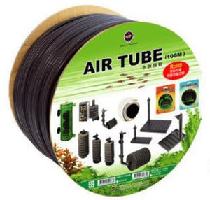 UP A-618-B AIR TUBE (BLACK)
