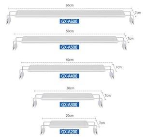 Roxin Led Lamp - Colourful GX-A200 / GX-A300 / GX-A400 / GX-A500 / GX-A600