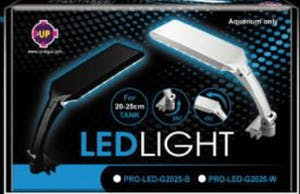 UP PRO LED G-2025 LED lamp (BLACK)