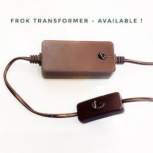 SPARE PART* FROK FK Transformer for White / Golden lamp