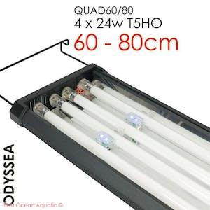 ODYSSEA QUAD 60/80 60cm T5HO 24W x4