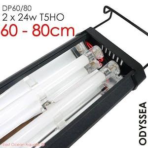 ODYSSEA DP60/80 60cm T5HO 24W x2