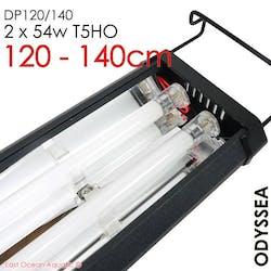 ODYSSEA DP120/140 120cm T5HO 54W x2