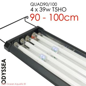 ODYSSEA QUAD 90/100 90cm T5HO 39W x4