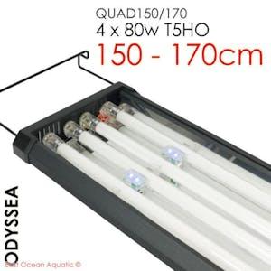 ODYSSEA QUAD 150/170 150cm T5HO 80W x4