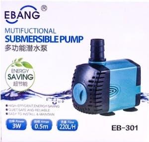 EBANG Water Pump- 220L/H to 3000L/H