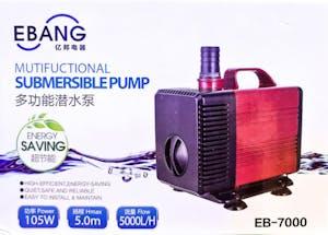 EBANG EB-7000 Water Pump