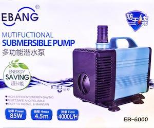 EBANG EB-6000 Water Pump