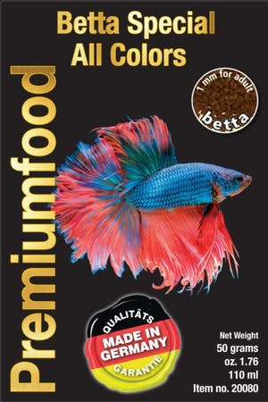 DiscusFood Betta Special All colours 50g 1mm