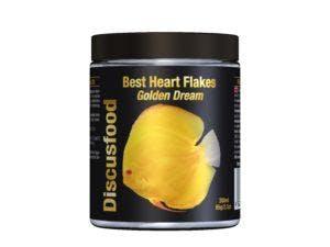 DiscusFood Best Heart Flake Golden Dream 300ml