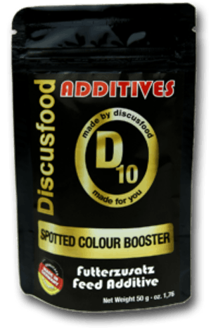 DiscusFood Additive Spotted Colour Booster (D10) 50g