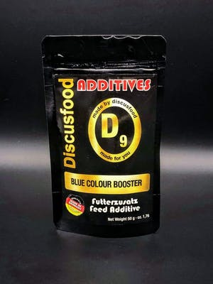 DiscusFood Additive Blue Colour Booster (D9) 50g
