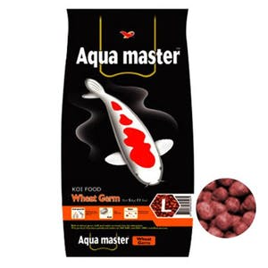 AquaMaster Koi Wheat Germ 5kg (L)