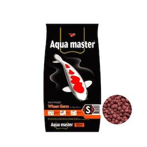 AquaMaster Koi Wheat Germ 1kg (S)