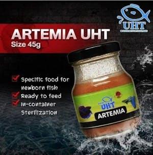 UHT Artemia 45g (Baby Brine shrimp)