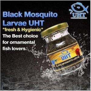 UHT Black Mosquito Larvae 75g