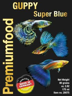 DiscusFood Guppy Super Special BLUE 80g 1mm