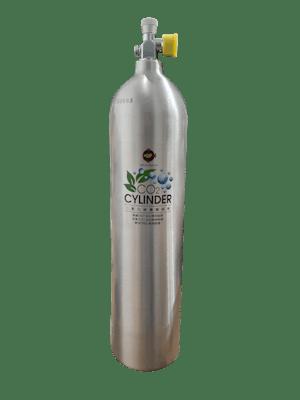 UP A-143 CO2 Aluminum Cylinder 3.0L (Normal)
