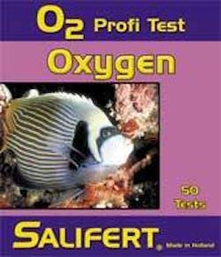 SALIFERT Oxygen Profi Test