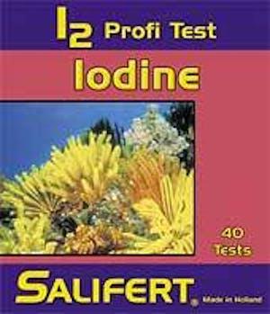 SALIFERT Iodine Profi Test