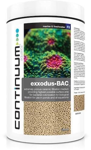 CONTINUUM EXXODUS-BAC CUBES 1000ML