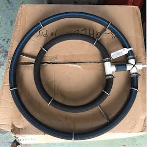 NF KS-QHL-2 Rubber Air Diffuser Round (50cm & 30cm - D30)