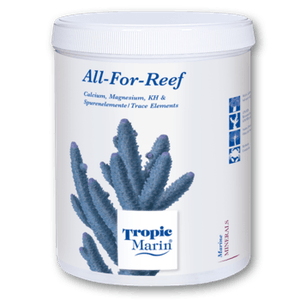 TROPIC MARIN ALL-FOR-REEF POWDER 1600G