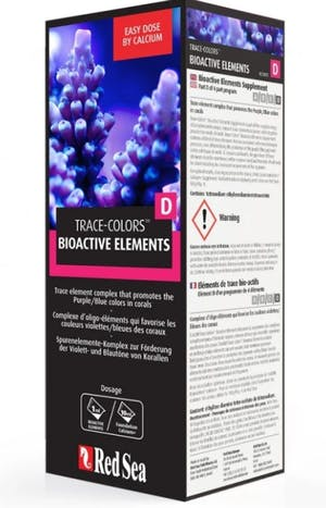 RED SEA TRACE-COLORS D BIO ACTIVE-ELEMENTS 500ML