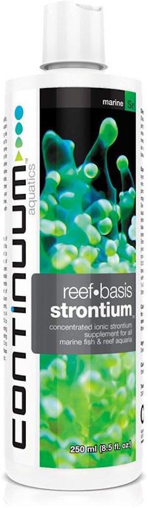 CONTINUUM REEF BASIS STRONTIUM LIQUID 500ML
