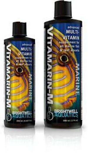 BRIGHTWELL AQUATICS VITAMARIN-M 500ML