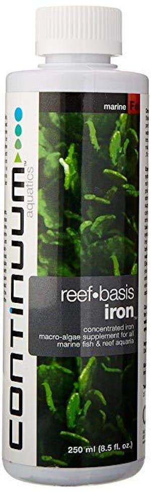 CONTINUUM REEF BASIS IRON LIQUID 500ML QIRN500