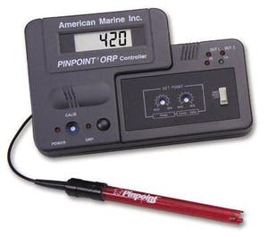 PINPOINT ORP REDOX CONTROLLER