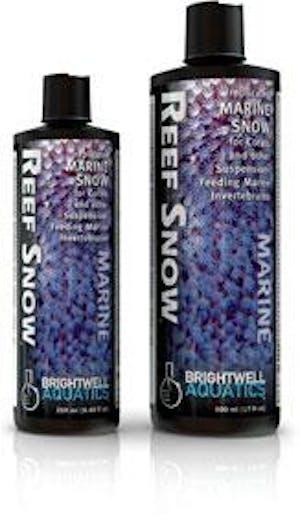 BRIGHTWELL AQUATICS REEF SNOW 250ML