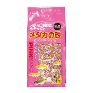 SUDO MEDAKA PINK SAND 1KG S8910