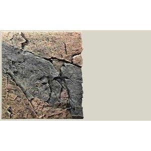 BACK TO NATURE SLIM LINE BACKGROUND BASALT/GNEISS(60A L: 50 X H: 55 CM)
