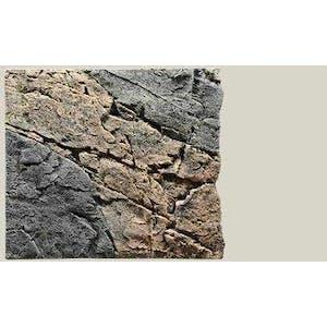 BACK TO NATURE SLIM LINE BACKGROUND BASALT/GNEISS(50B L: 50 X H: 45 CM)