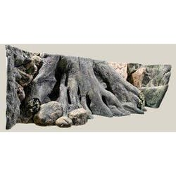 BACK TO NATURE 3D BACKGROUND AMAZONAS(L: 200 X H: 60 CM)