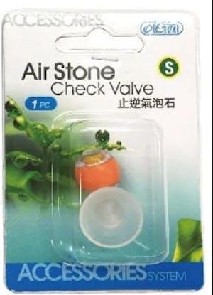 ISTA AIR STONE CHECK VALVE SMALL 1PC