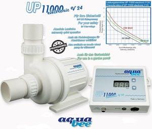 AQUABEE UP11000 UNIVERSAL CENTRIFUGAL PUMP ELECTRONIC 24V DC (ADJUSTABLE) 0-100W