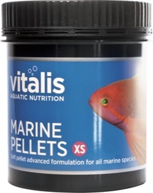 VITALIS MARINE PELLETS (XS) 1MM 140G